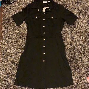 New York& company button up dress!